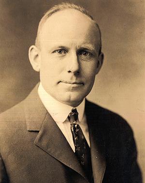 NEFF Founder Harris A. Reynolds